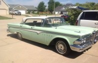 FOR SALE – 1959 Edsel Ranger. $10,000. Located in: Coal City, IL