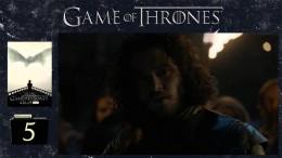 Game of Thrones 5×10 – FINAL SCENE – Jon Snow death scene