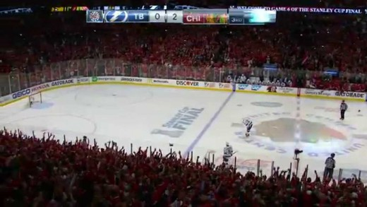Gotta See It: The Chicago Blackhawks win their 3rd Stanley Cup in 6 Years