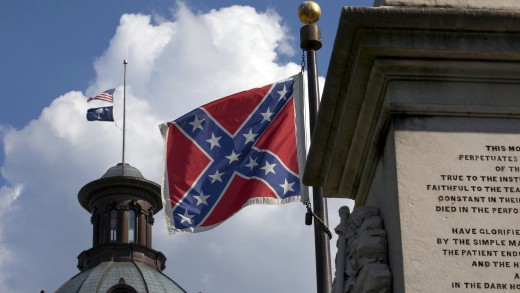 Gov. Haley address Confederate flag on state grounds