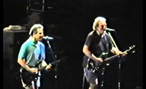 Grateful Dead Rich Stadium Orchard Park, NY 7 16 1990 Complete Show