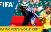 HIGHLIGHTS: Australia v. Japan – FIFA Women's World Cup 2015