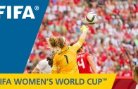 HIGHLIGHTS: England v. Canada – FIFA Women's World Cup 2015
