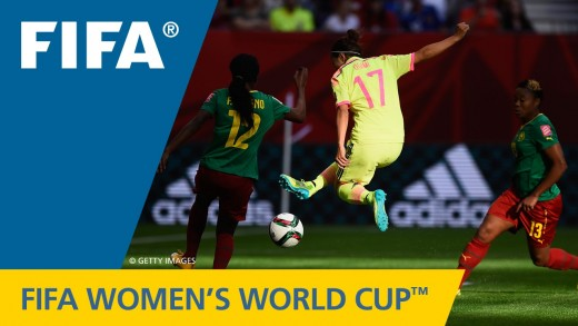 HIGHLIGHTS: Japan v. Cameroon – FIFA Women's World Cup 2015