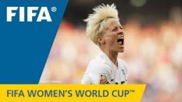 HIGHLIGHTS: USA v. Australia – FIFA Women's World Cup 2015