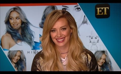 Hilary Duff Gushes About Her Son Luca: 'I Feel Like He Chose Me'