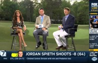 Holly Sonders Fox Sports 1