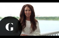 Holly Sonders Used to Steal Arnold Palmer's Parking Spot | Golf Digest Photo Shoots