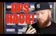 How To Get Your Shoes Faster – THE UPS HACK!
