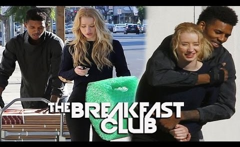 Iggy Azalea Engaged to NBA Player Nick Young with $500k Diamond Ring – The Breakfast Club [Full]