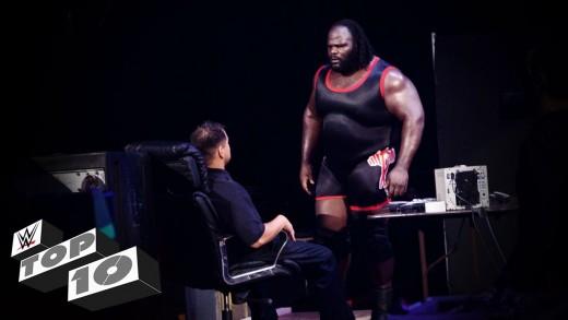 Innocent Bystanders: WWE Top 10, June 6, 2015