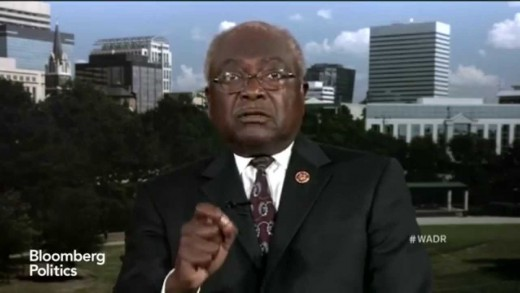 James Clyburn: Confederate Flag Fight Not Over