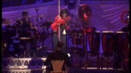 Janet Jackson performing Rope Burn LIVE!