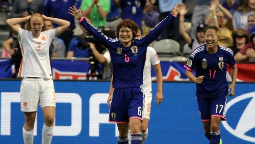 Japan too technical for Netherlands – FIFA Women's World Cup 2015 Recap