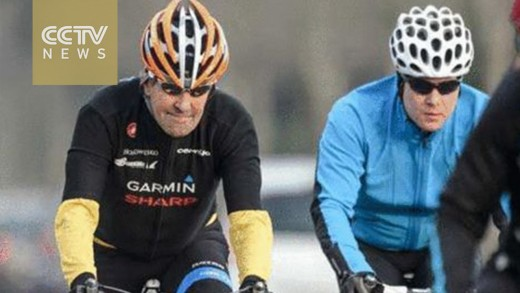John Kerry breaks leg in bike crash in Geneva