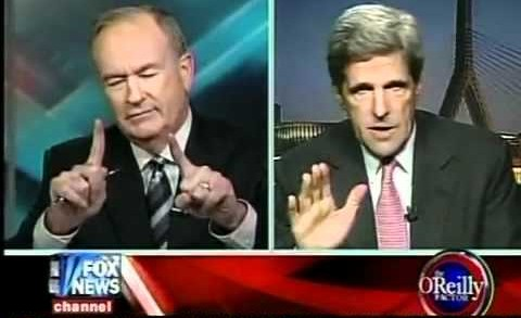 John Kerry Loses His Cool