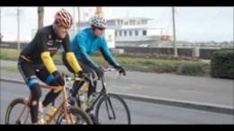 JOHN Kerry suffers leg injury bicycle CRASH VIDEO John Kerry Hospitalized After Bike Accident France