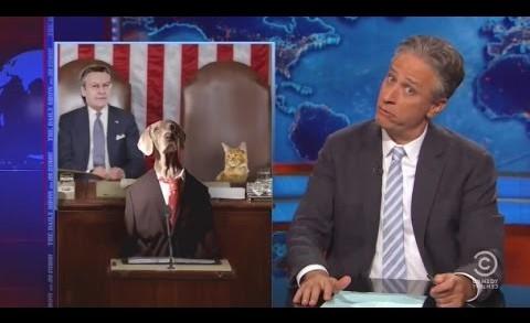 Jon Stewart Knocks Down Anti-Gay Marriage Supreme Court Oral Arguments