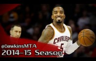 JR Smith Full Highlights 2015.04.13 vs Pistons – 28 Pts, INSANE Shooting, 8 Threes!