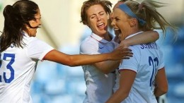 Julie Johnston vs France // Algarve Cup Final ⊕ 2015