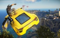 Just Cause 3 Square Enix Conference Reactions – IGN Live: E3 2015