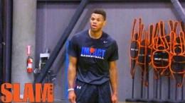 Justin Anderson 2015 NBA Draft Workout – 1st Round Pick NBA Draft 2015