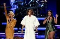 "K. Michelle & Tamar Braxton Perform ""Together"" at BET Awards 2015"