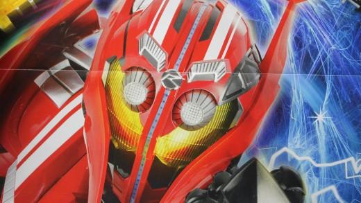 タイプトライドロン登場! 仮面ライダー ドライブ Kamen Rider Drive Type TRIDRON !