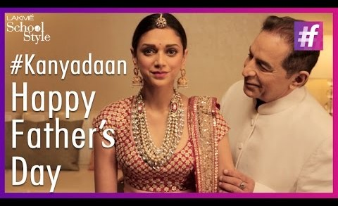#Kanyadaan ft. Aditi Rao Hydari | Teach Daughters To Fight Domestic Abuse | #FathersDay