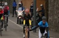 Kerry Breaks Leg in Bike Crash, Ends Trip Abroad