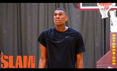 Kevon Looney 2015 NBA Draft Workout – 1st Round Pick NBA Draft 2015