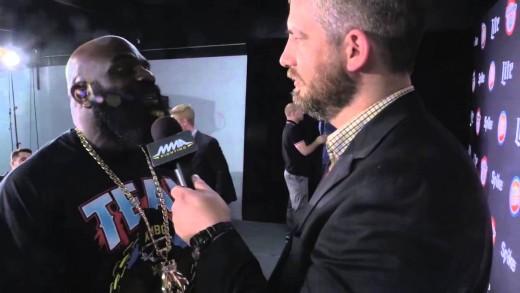 Kimbo Slice calls return to MMA 'amazing' after knocking out Ken Shamrock
