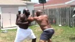 Kimbo Slice Street Fight