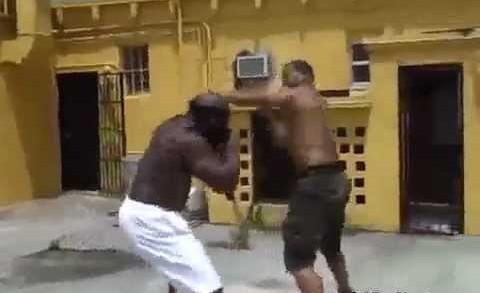 Kimbo Slice's Best Fight