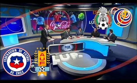 La Ultima Palabra Chile vs Uruguay 1-0 Mexico vs Costa Rica Previa Copa América 2015