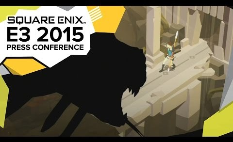Lara Croft Go Gameplay Trailer – E3 2015 Square Enix Press Conference