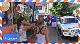 Las Terranas Town, Samana Province, Dominican Republic – Caribbean island holiday
