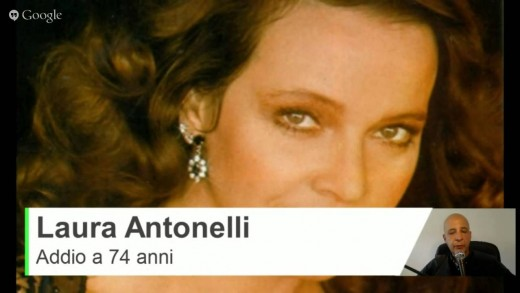 Laura Antonelli Morta a 74 Anni – Icona Hot anni 70-80