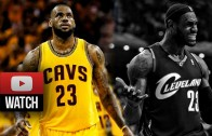LeBron James Full G3 ECF Highlights vs Hawks (2015.05.24) – 37 Pts, 18 Reb, 13 Ast, INCREDIBLE!