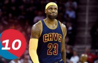 LeBron James Top 10 Plays of Career