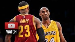 LeBron James vs Kobe Bryant EPIC Duel Highlights Lakers vs Cavaliers (2015.01.15) – LEGENDS!