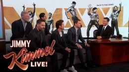 Magic Mike XXL Cast on Seeing Each Other Naked