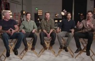 Magic Mike XXL Interview – Channing Tatum, Matt Bomer, Joe Manganiello, Kevin Nash, Adam Rodriguez