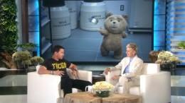 Mark Wahlberg Talks 'Ted 2′