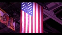 Marlana Vanhoose Sings National Anthem | Celtics vs Cavaliers | Game 1 | 2015 NBA Playoffs
