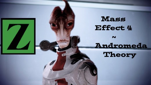 Mass Effect 4! – Andromeda Galaxy in Mass Effect 3 Theory!