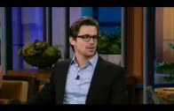 Matt Bomer – The Tonight Show with Jay Leno