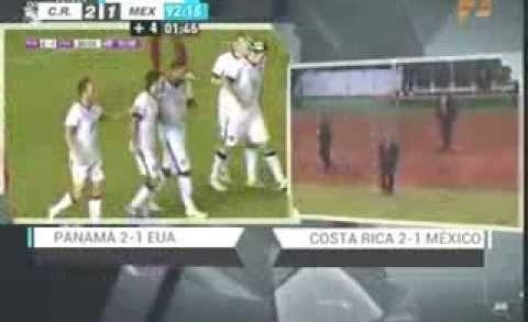 México vs Costa Rica Narración Christian Martinoli