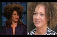 Maya Rudolph Does Bizarre Impersonation of Rachel Dolezal