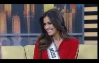 Miss Universe Paulina Vega Loves NYC (just not the weather)